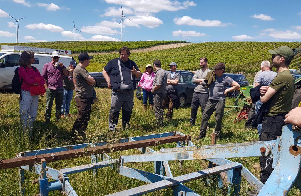 Landbau-Hege-Praxistag